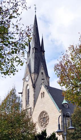Friedenskirche Hanau-Kesselstadt
